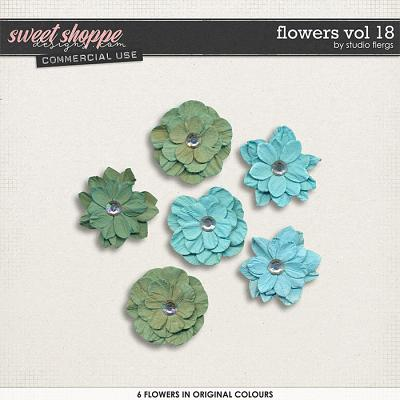 Flowers VOL 18 by Studio Flergs