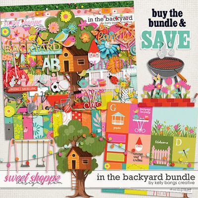 In the Backyard Bundle by Kelly Bangs Creative