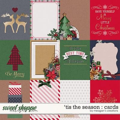 'Tis the Season : Cards by Meagan's Creations