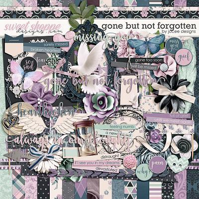 Gone But Not Forgotten by JoCee Designs