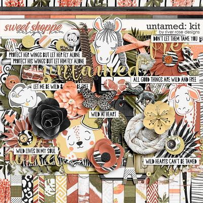 Untamed: Kit by River Rose Designs