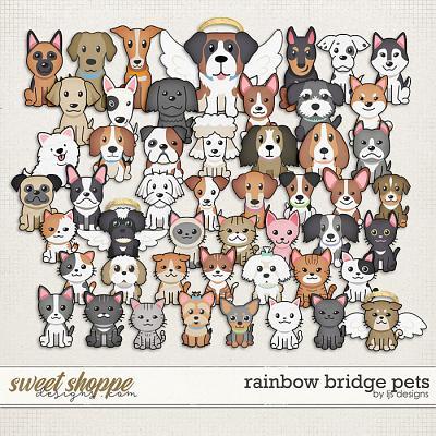 Rainbow Bridge Pets by LJS Designs
