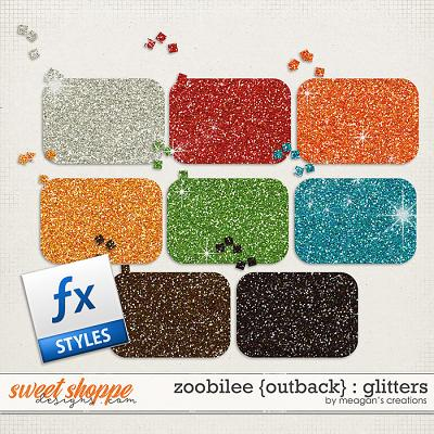 Zoobilee {Outback} : Glitters by Meagan's Creations