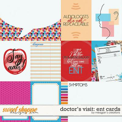 Doctor's Visit: ENT Cards by Meagan's Creations