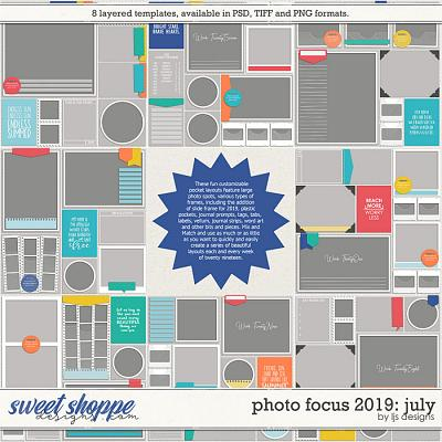 Photo Focus 2019: July by LJS Designs