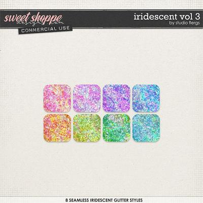 Iridescent VOL 3 by Studio Flergs