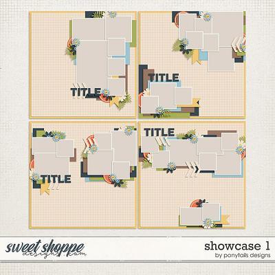Showcase 1 by Ponytails