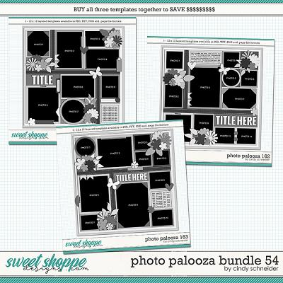 Cindy's Layered Templates - Photo Palooza Bundle 54 by Cindy Schneider