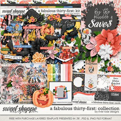 A Fabulous Thirty-first: Collection + FWP by River Rose Designs