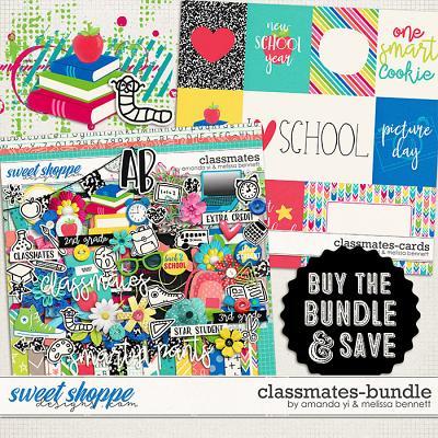 Classmates-Bundle by Amanda Yi & Melissa Bennett