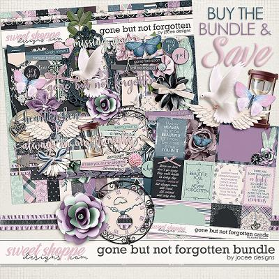 Gone But Not Forgotten Bundle by JoCee Designs