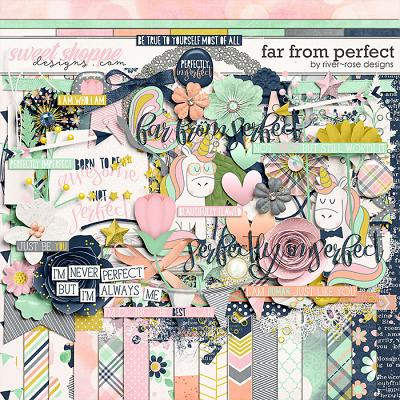 Far from Perfect Kit by River Rose Designs