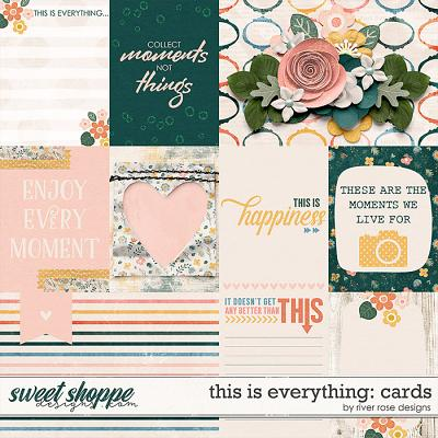 This is Everything: Cards by River Rose Designs