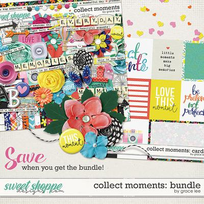Collect Moments: Bundle by Grace Lee