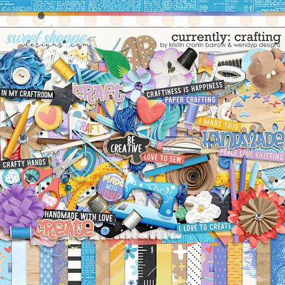 Currently: Craftings - Kit by Kristin Cronin-Barrow & WendyP Designs