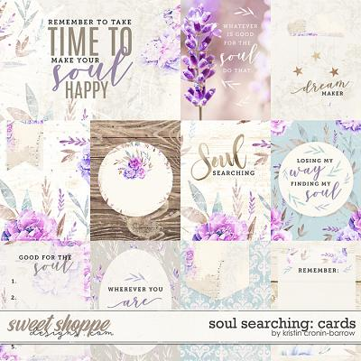Soul Searching: Cards by Kristin Cronin-Barrow