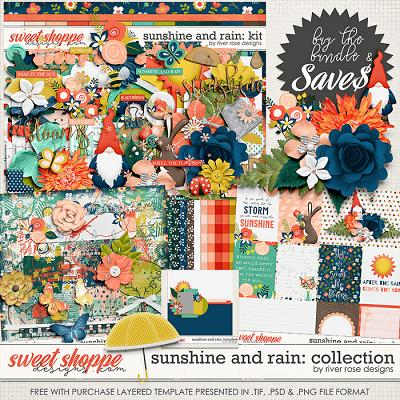 Sunshine and Rain: Collection + FWP by River Rose Designs