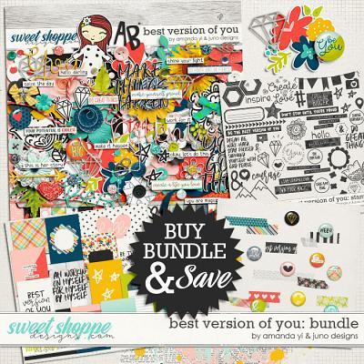Best Version Of You: Bundle by Amanda Yi & Juno Designs