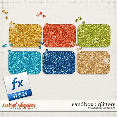 Sandbox : Glitters by Meagan's Creations