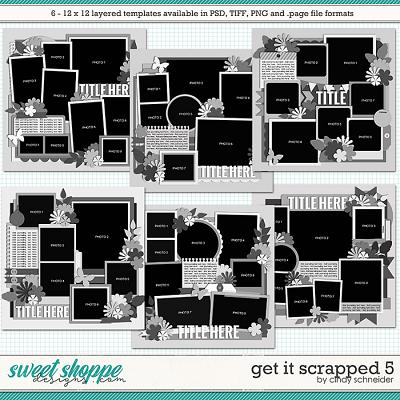 Cindy's Layered Templates - Get It Scrapped 5 by Cindy Schneider