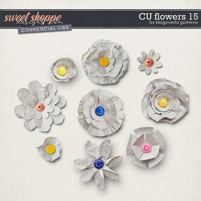 CU Flowers 15 by Blagovesta Gosheva