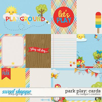 Park Play: Cards by Meagan's Creations