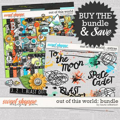 Out of This World: Bundle by Laura Wilkerson