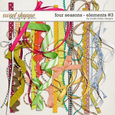 Four Seasons Elements #3 by Studio Basic