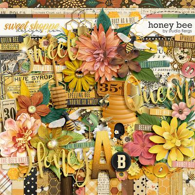 Honey Bee: by Studio Flergs