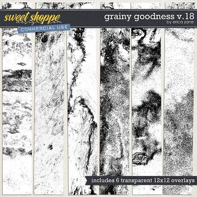 Grainy Goodness v.18 by Erica Zane