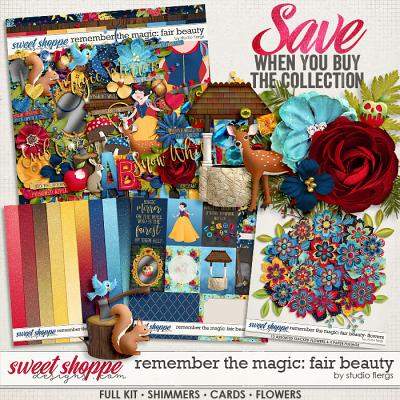 Remember the Magic: FAIR BEAUTY- COLLECTION & *FWP* by Studio Flergs