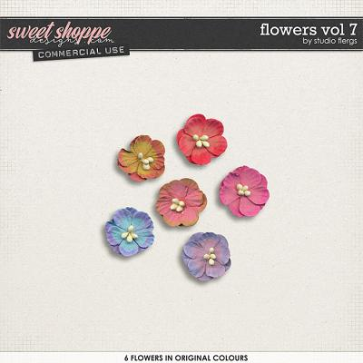 Flowers VOL 7 by Studio Flergs
