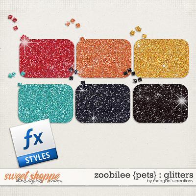 Zoobilee {Pets} : Glitters by Meagan's Creations