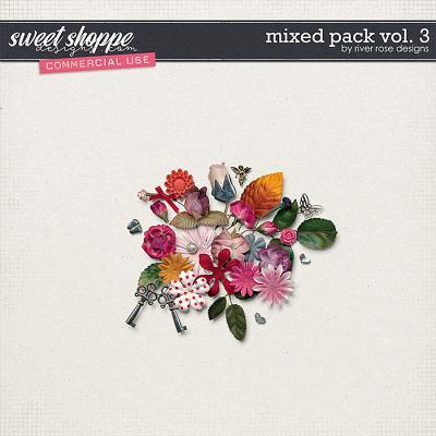 CU Mixed Pack Vol. 3 by River Rose Designs