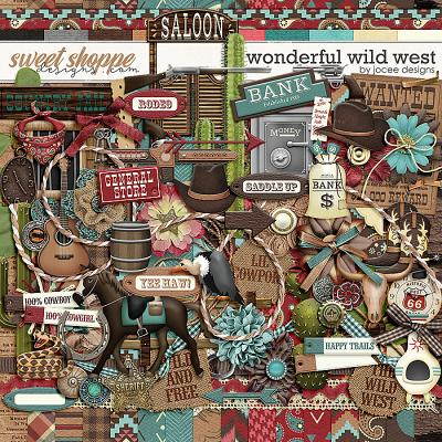 Wonderful Wild West by JoCee Designs
