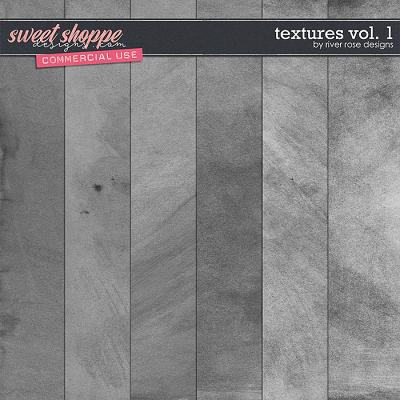 CU Textures Vol. 1 by River Rose Designs