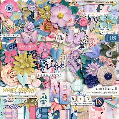 *FLASHBACK FINALE* One 4 All by Sweet Shoppe Designs