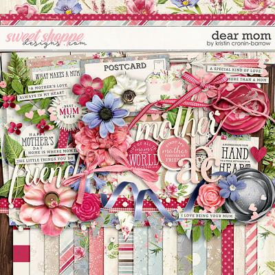 Dear Mom by Kristin Cronin-Barrow