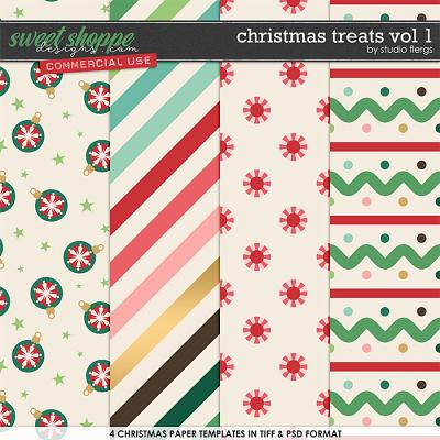 Christmas Treats Vol 1 by Studio Flergs