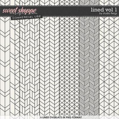 Lined VOL 1 by Studio Flergs