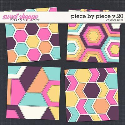Piece by Piece v.20 Templates by Erica Zane
