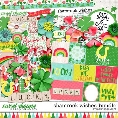 Shamrock Wishes-Bundle by Meghan Mullens