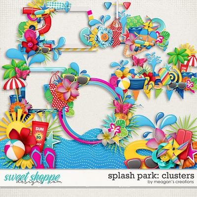 Splash Park: Clusters by Meagan's Creations