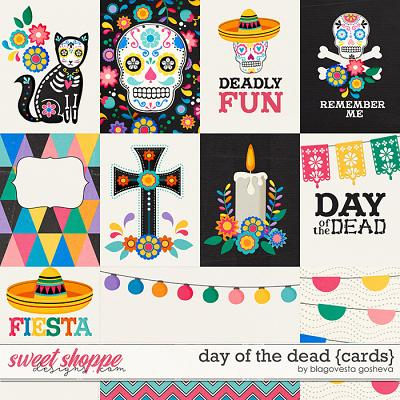 Day of the dead {cards} by Blagovesta Gosheva