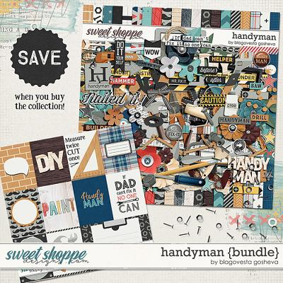 Handyman {bundle} by Blagovesta gosheva