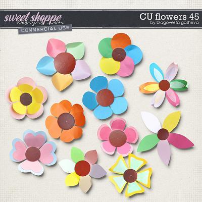 CU Flowers 45 by Blagovesta Gosheva