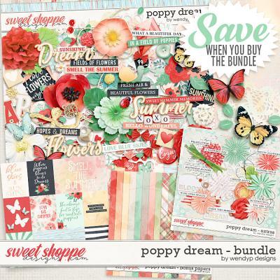 Poppy dream - Bundle by WendyP Designs