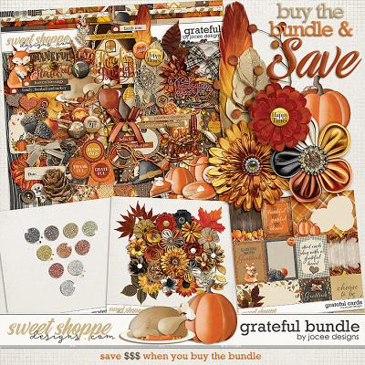 Grateful Bundle by JoCee Designs