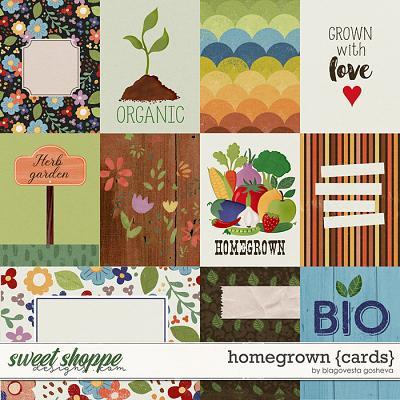 Homegrown {cards} by Blagovesta Gosheva