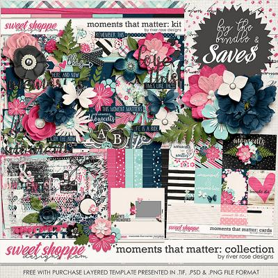Moments That Matter: Collection + FWP by River Rose Designs